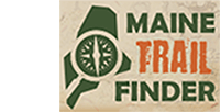 Maine Trail Finder logo