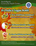 Fruits and Veggies Month